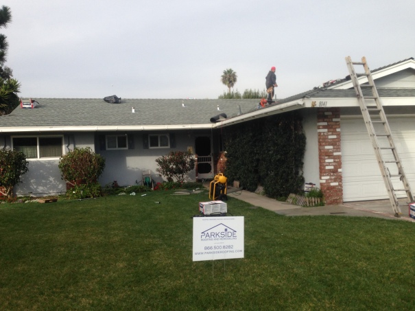 Gwen W. Roof Replacement Huntington Beach, CA